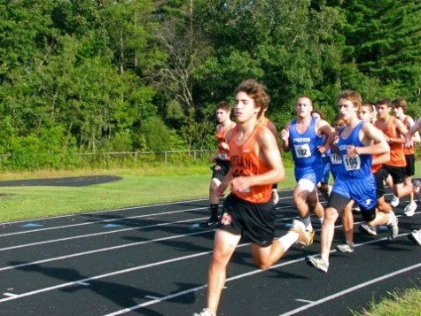 Baker triumphs at XC All-States