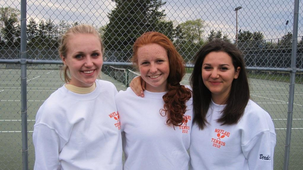 wayland senior personals The wildcats only win in last year's match came in second doubles where the combination of then senior christina  before the wayland  in first singles, and .