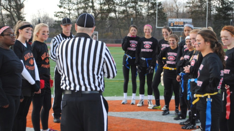 The case for the Powderpuff game