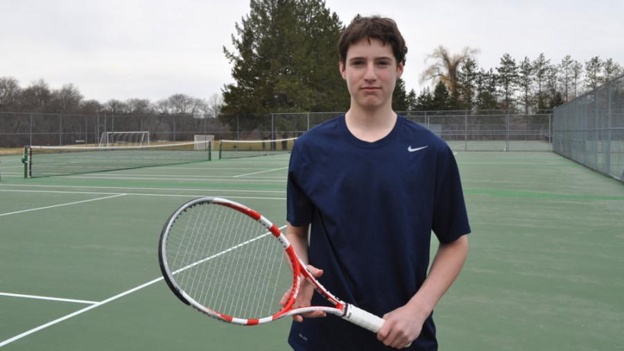 Picture+above+is+junior+Charlie+Sharton.+Sharton+is+a+key+player+for+the+WHS+boys+tennis+team.%0A