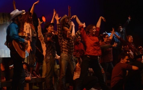 "WHSTE performs ""Footloose"" (83 photos)"