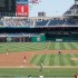 Above is a picture of the Washington Nationals' stadium in Washington, D.C. WSPN's Meg Trogolo comments on the recent fight between the Nationals' Bryce Harper and Jonathan Papelbon.