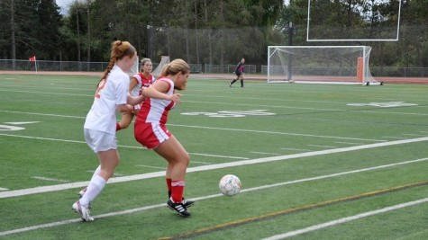 Girls' soccer falls to Waltham (49 photos)