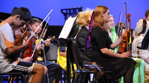 Orchestra hosts annual masquerade concert (17 photos)
