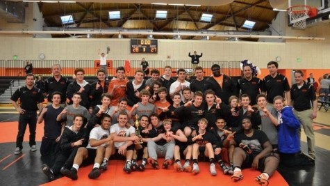 Wrestling team wins Division 3 state championship
