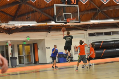 WHS intramural basketball league game (18 photos)