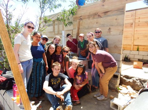 WHS students involved in mission trip to Guatemala