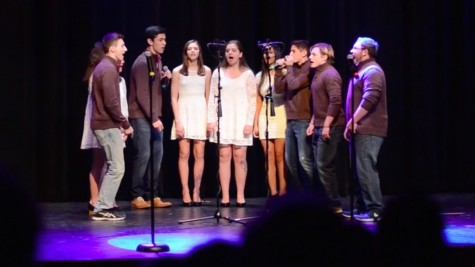 WHS hosts spring college a cappella concert