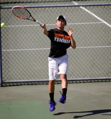 Jaylen Wang: Tennis is 90 percent, maybe even 95 percent, a mental sport