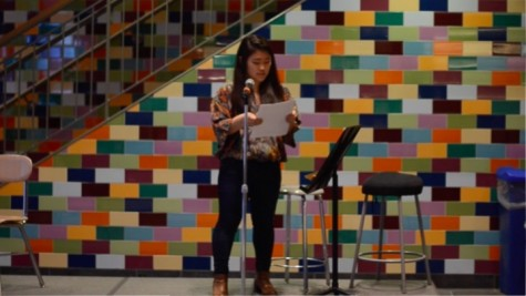 Amnesty International Club puts on annual coffee house