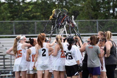 Girls' lacrosse wins against Westford Academy