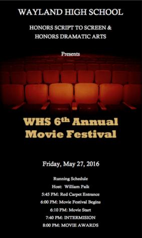 WHS Film Festival annunces winners