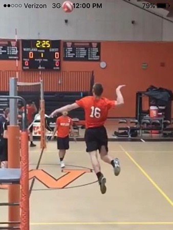 Jack Fletcher: Volleyball is the ultimate team sport