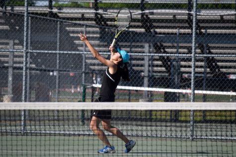 Girls' tennis defeats Wakefield in first tournament match (23 photos)