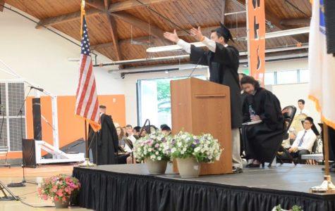 Speeches from class of 2016 graduation (Video)