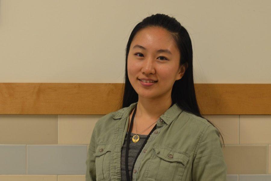 Teachers from around the world: Mandarin teacher Chang Liu