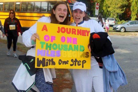 Wayland community members participate in Pam's Run (120 photos)