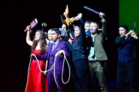 Clue: The Musical (83 photos)