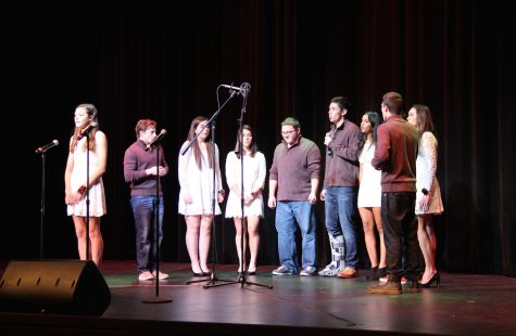A cappella groups change Sunday practice policy