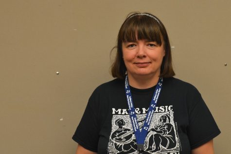 Teachers from around the world: math teacher Hannah Marton