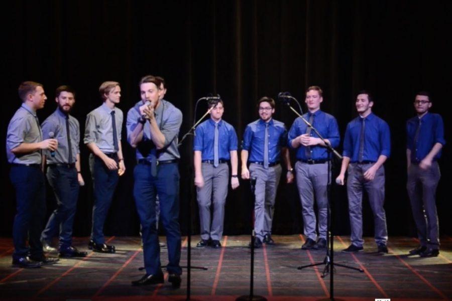 WHS hosts winter college a cappella concert (video)