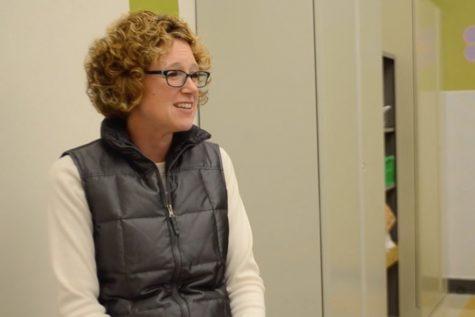 History teacher Lehmann describes class post-election (video)
