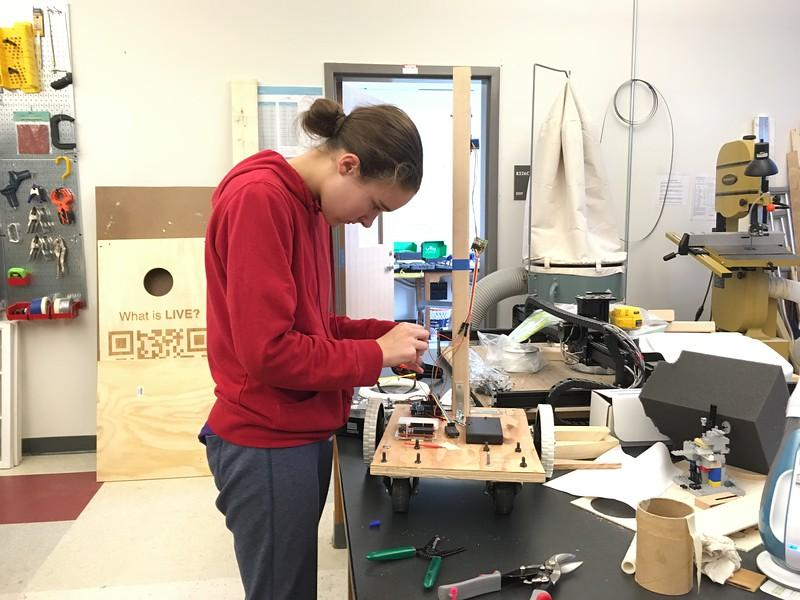 Winter Innovation Expo to be held this Friday in Makerspace