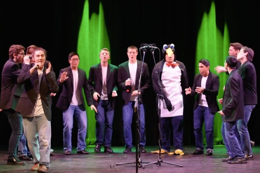 WHS hosts spring college a cappella concert (video)