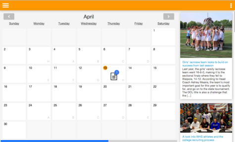 Review: Wayland High School Planner app – a breath of fresh air