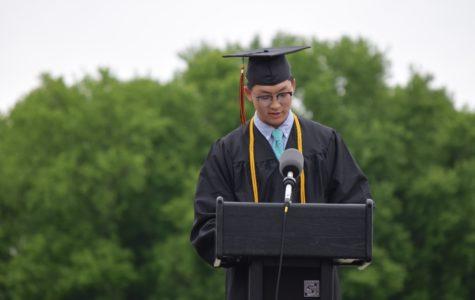 Speeches from class of 2017 graduation (video)