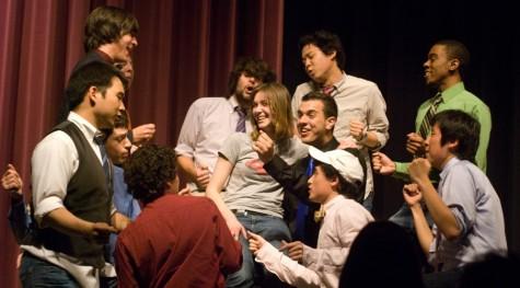 College A Cappella 2009 (27 Photos)