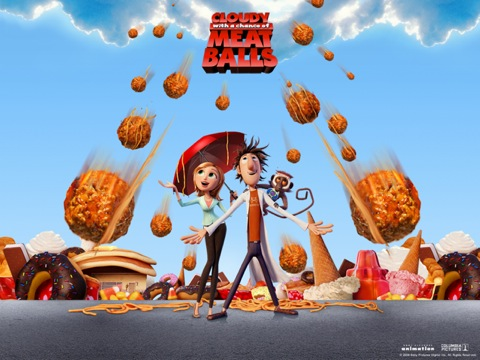 Cloudy with a Chance of Meatballs: a review