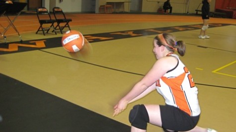 Volleyball hopes soaring high