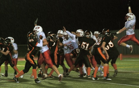 Warrior's playoff hopes crushed by Concord-Carlisle