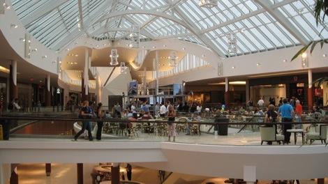 WHS freshman girls' top shopping destinations