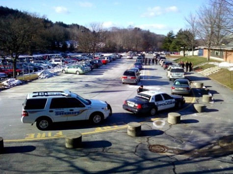 UPDATE: High school undergoes k-9 assisted drug search