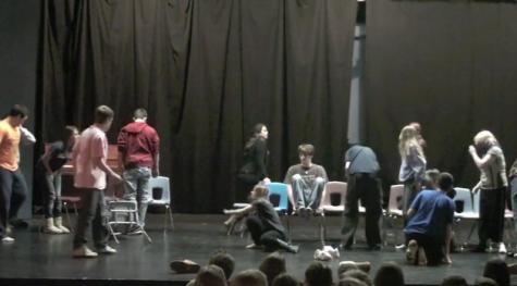 Winter Week: Hypnotist Show