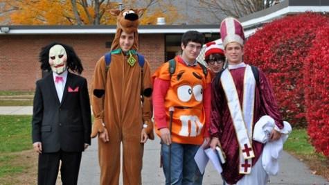 Class of 2011 celebrates Halloween (121 Photos)