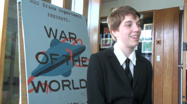 WHS presents War of the Worlds, opens Thursday