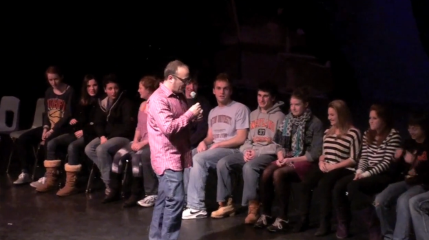 Winter Week: Hypnotist Show