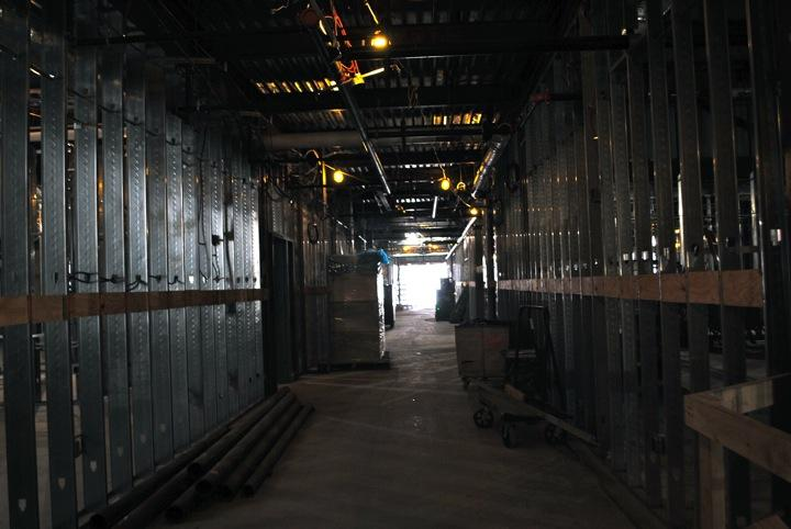 Between Beams: an update on construction progress (40 Photos)
