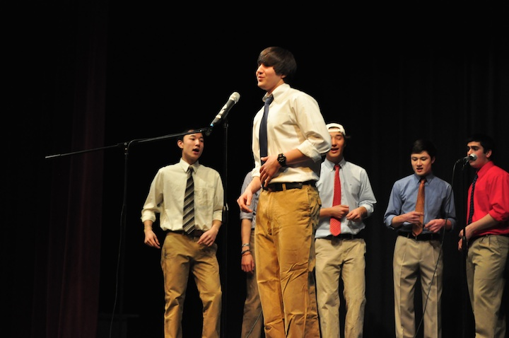 Highlights from College A Cappella (42 Photos)