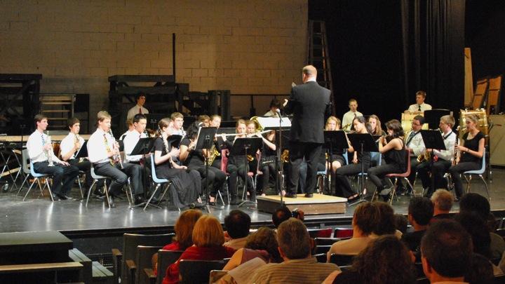 Spring Band Concert (9 photos)