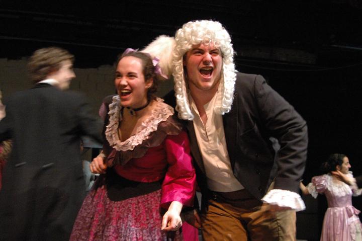 Theater Ensemble presents Les Misérables (Audio Slideshow)