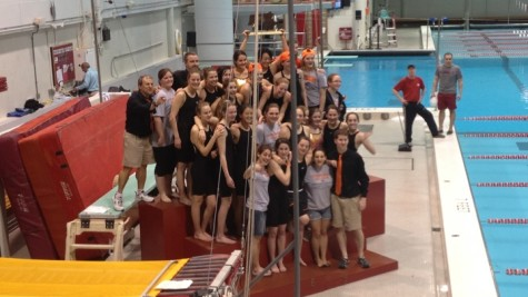 Girls swim team wins sixth state title in seven years
