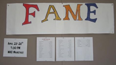 <em>Fame the Musical</em> prepares for curtain call