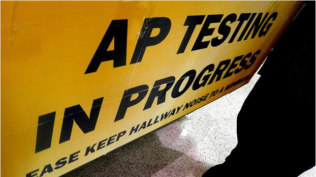 From May 7 to May 16, Wayland High School students will be taking Advanced Placement exams.