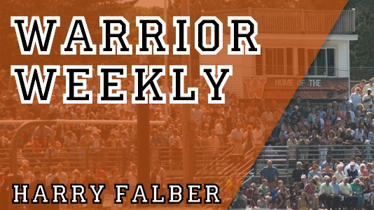 In his final Warrior Weekly post, Harry reflects on his time as a blogger and looks back at some sports predictions he made last year.