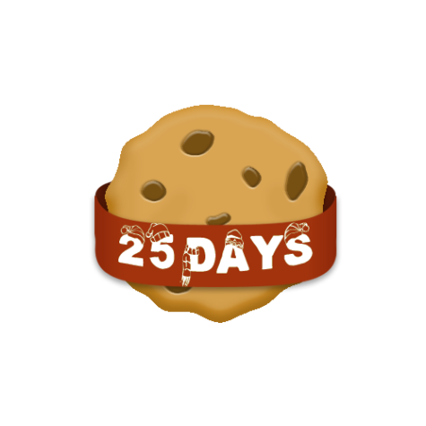 Featured Series: 25 Days of Cookies