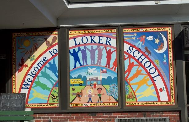 Pictured above is the mural at Loker School. WPS recently announced a change in the length of the school day for all three elementary schools in Wayland. Time affords us the opportunity to extend what we are now able to offer, the district wrote in an email addressed to the school community.